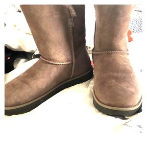 Stormy Gray Ugg Boots